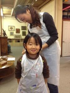 Painting Workshop 1 Dec 7th
