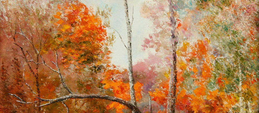 Autumn Colors; A Solo Show by Vladimir Volosov